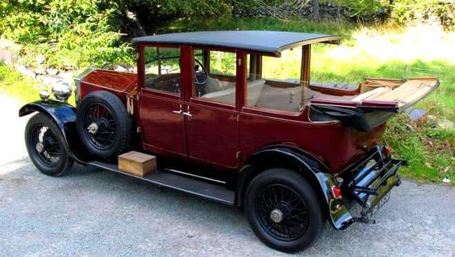 1931 Rolls-Royce Åpen