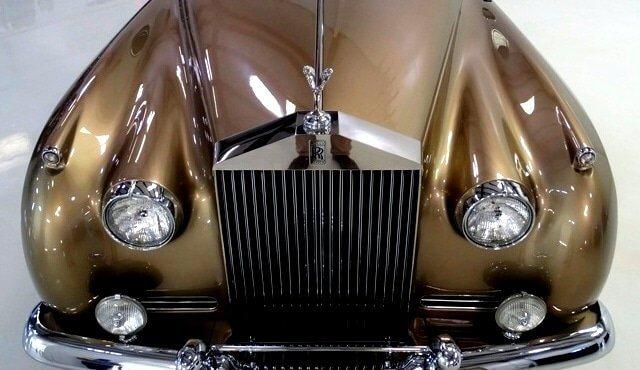 1959 Rolls Royce SC II *
