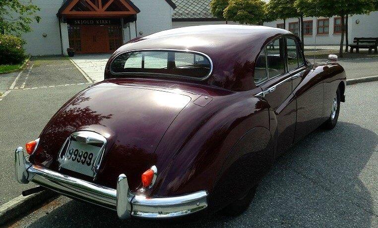1952 Jaguar Mark 7