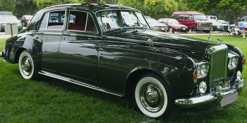 1966 Bentley S3 S a l o o n