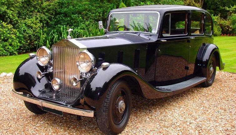 1934 Rolls-Royce Sedan