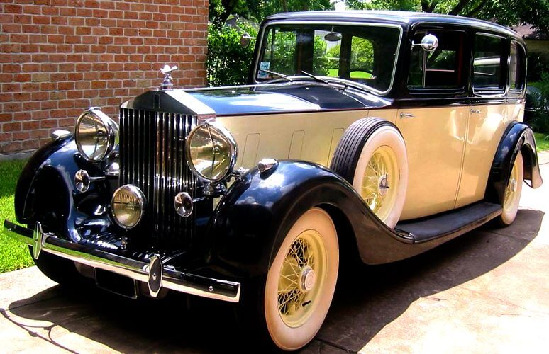1934 Rolls Royce Phantom