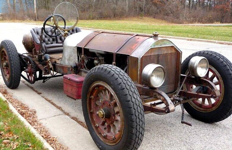 1919 Engelsk pre-war roadster