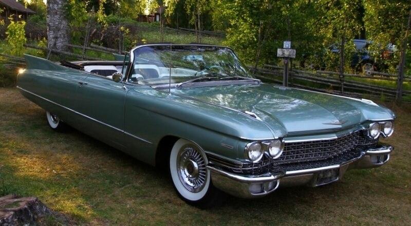 1960 Cadillac de Ville Cab