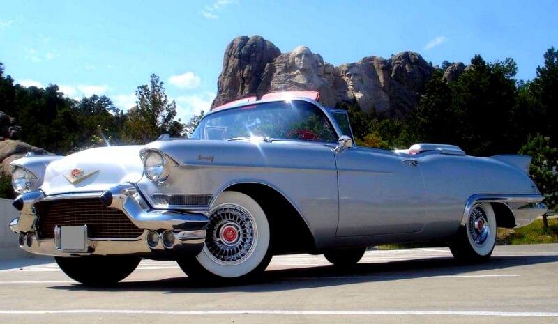 1957 Cadillac Eldorado Biaritz