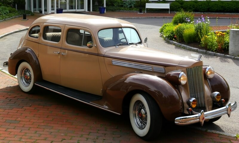 1939 Packard Eight Touring