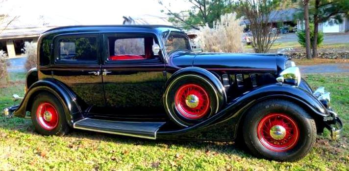 1935 Lincoln