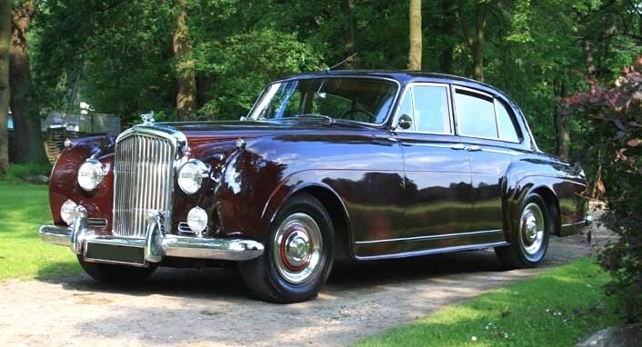 1957 Bentley S1 Mulliner