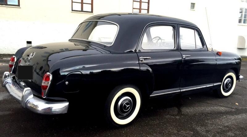 1961 Mercedes 180