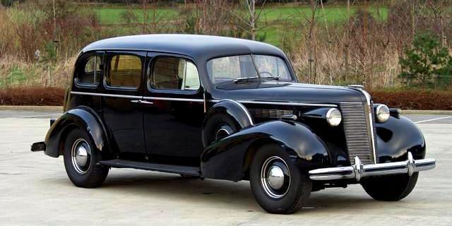 1937 Buick S-90
