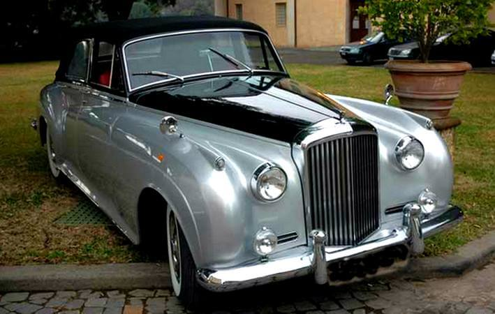 1958 Bentley S1 cabriolet