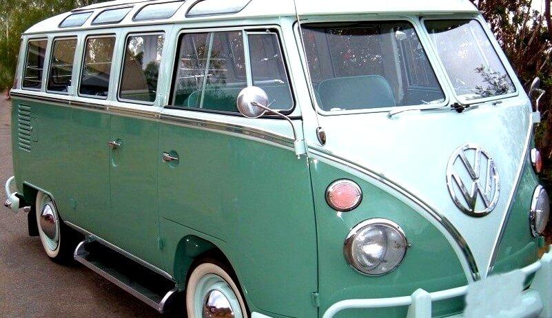 1965 WV Safaribuss