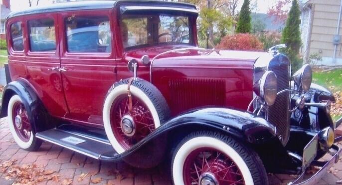 1931 Chevrolet DeLuxe