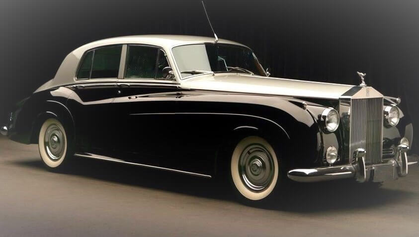 1960 Rolls-Royce S.Cloud LWB *