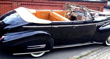 1941 Buick Roadmaster Phaeton