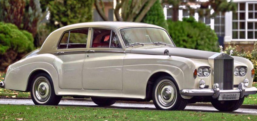 1964 Rolls-Royce S.Cloud III