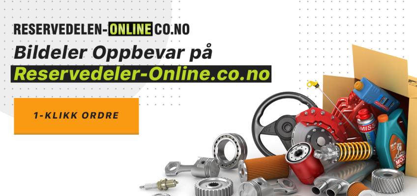 Reservedeler Online