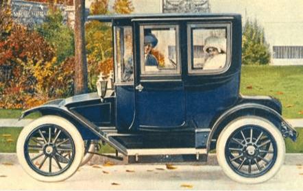 Bilens barndom