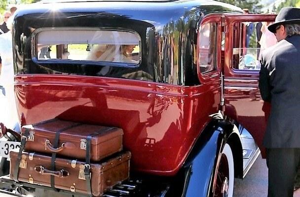1932 Chevy Holmenkollen