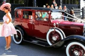 veteranbiler utleie