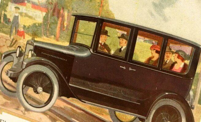 Bil 1920s