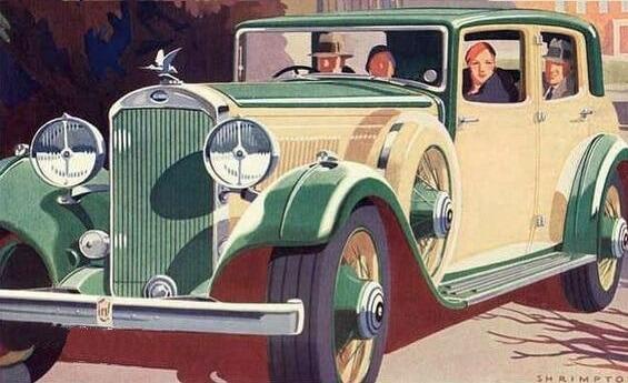 Bil 1930s
