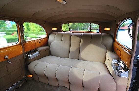 Cadillac interiør