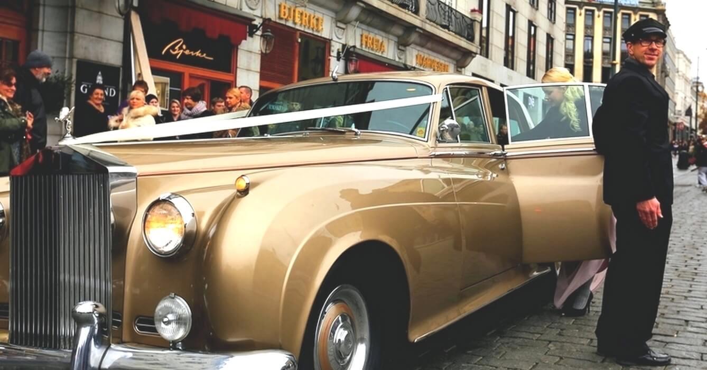 Bil i gull