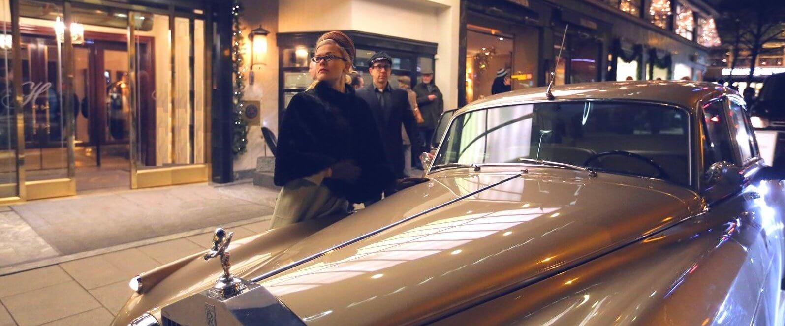 Gull Rolls Royce