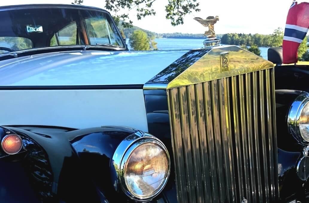 veteranbil Rolls-royce