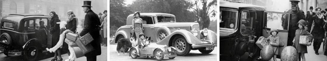 Bilhistorie på mobil