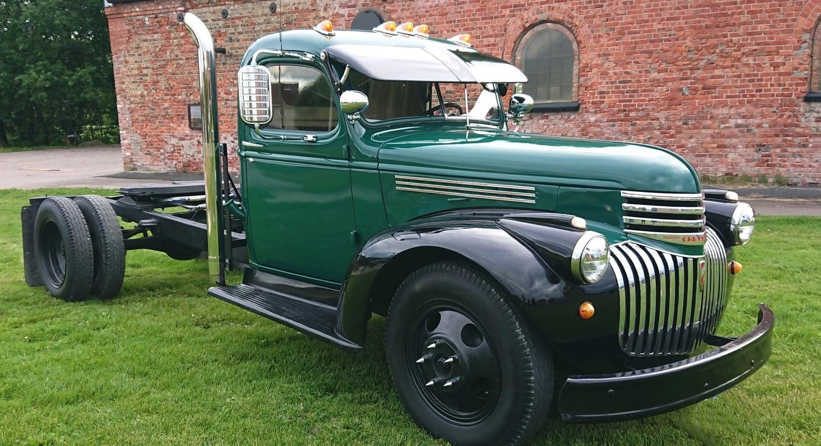 Chevy 46 2ton A