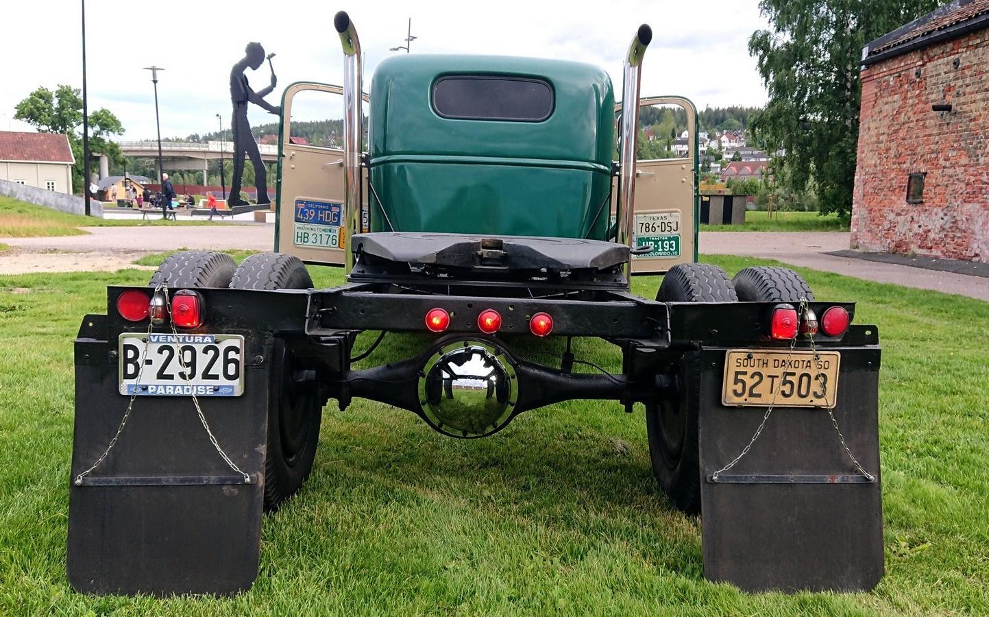 Chevy 46 2ton B