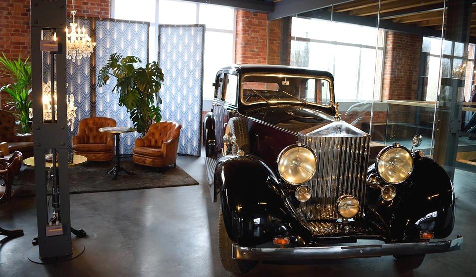 Vårt showroom for Rolls-Royce viser utgaver som ikke finnes makent til i hele Norden