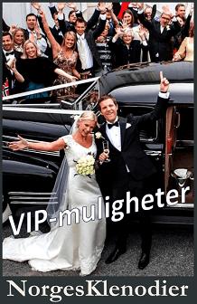 VIP-muligheter